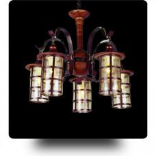 Покупка деревянных светильников