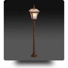 Наземные светильники и дачные фонари