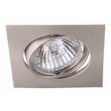 Комплект из 3 встраиваемых светильников Quadratisch A2118PL-3SS