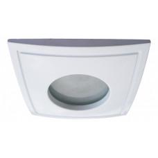 Комплект из 3 встраиваемых светильников Aqua A5444PL-3WH