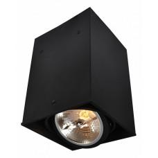 Накладной светильник Cardani A5936PL-1BK