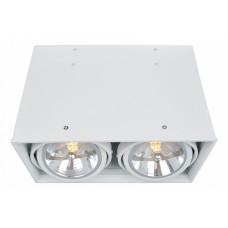 Накладной светильник Cardani A5936PL-2WH
