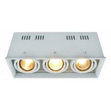 Накладной светильник Cardani A5942PL-3WH
