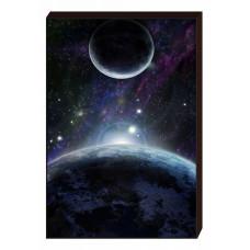Панно (60х90 см) Галактика S-4102