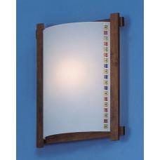 Накладной светильник Кубики Багет Венго 921 CL921006R