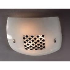 Светильник на штанге Конфетти Черный 8x8 933 CL933316