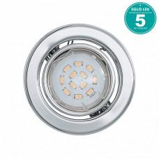 Комплект из 3 встраиваемых светильников Igoa 93237
