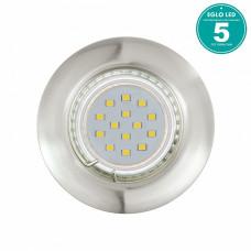 Комплект из 3 встраиваемых светильников Peneto 94237