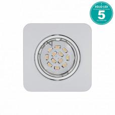 Комплект из 3 встраиваемых светильников Peneto 94266