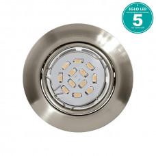 Комплект из 3 встраиваемых светильников Peneto 94408