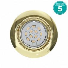 Комплект из 3 встраиваемых светильников Peneto 94412