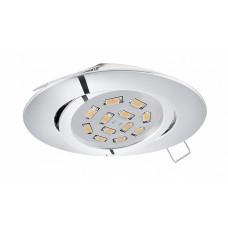 Комплект из 3 встраиваемых светильников Tedo 95362