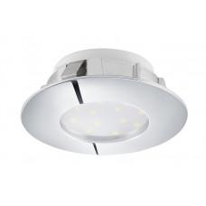 Комплект из 3 встраиваемых светильников Pineda 95808