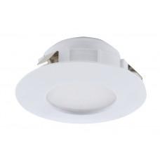 Комплект из 3 встраиваемых светильников Pineda 95814