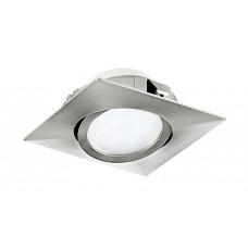 Комплект из 3 встраиваемых светильников Pineda 95846