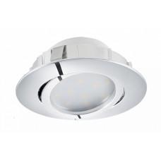 Комплект из 3 встраиваемых светильников Pineda 95858