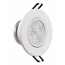 Встраиваемый светильник Круз 637011903