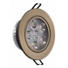 Встраиваемый светильник Круз 637013106