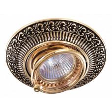 Встраиваемый светильник Vintage 370017
