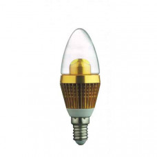 Лампа светодиодная E14 220В 4Вт 4100K 357084