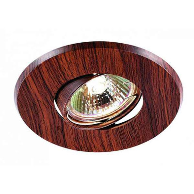 Встраиваемый светильник Wood 369710