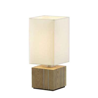 Настольная лампа декоративная Woods A1012LT-1BR