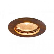 Комплект из 3 встраиваемых светильников Wood A5451PL-3BR