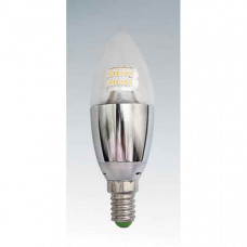 Лампа светодиодная E14 220В 6Вт 3000K 930542