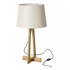 Настольная лампа декоративная Бернау 1 490030101