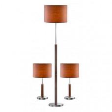 Набор из 2 настольных ламп и 1 торшера Super-set 1427-SET