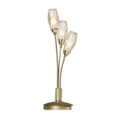 Настольная лампа декоративная Амбер CL201835
