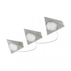 Комплект из 3 накладных светильников Kob 1 89607