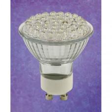 Лампа светодиодная GU10 220В 1.8Вт 6500K 357028
