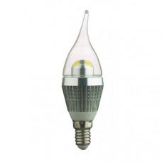 Лампа светодиодная E14 220В 4Вт 4100K 357085