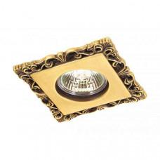 Встраиваемый светильник Flower 369834