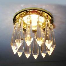 Встраиваемый светильник Brilliant A7001PL-1GO
