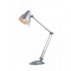 Настольная лампа офисная Solid A9512LT-1SI