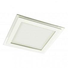 Встраиваемый светильник Raggio A4018PL-1WH