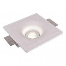 Встраиваемый светильник Invisible A9410PL-1WH