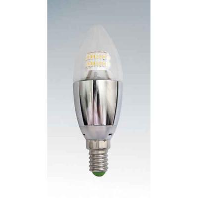 Лампа светодиодная E14 220В 6Вт 4200K 930544