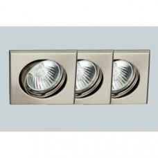 Комплект из 3 встраиваемых светильников Felix G94514A13