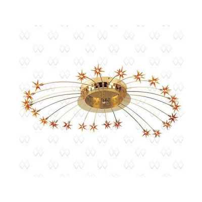 Потолочная люстра Каскад 7 244012924
