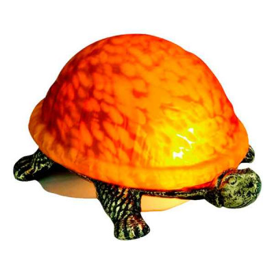 Настольная лампа декоративная Turtle 28117