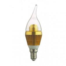 Лампа светодиодная E14 220В 4Вт 4100K 357086