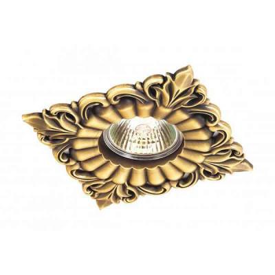 Встраиваемый светильник Flower 369835