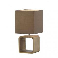 Настольная лампа декоративная Woods A1010LT-1BR
