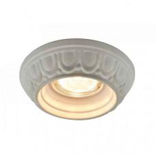Встраиваемый светильник Plaster A5245PL-1WH