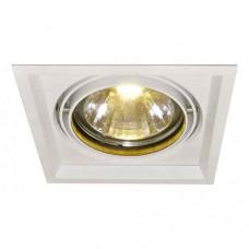 Встраиваемый светильник Accent A2134PL-1WH