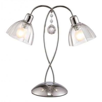 Настольная лампа декоративная Silenzo A9559LT-2CC