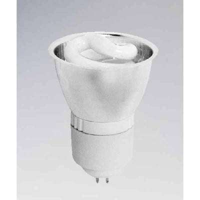 Лампа компактная люминесцентная G5.3 9W 2700K (MR16) 928122